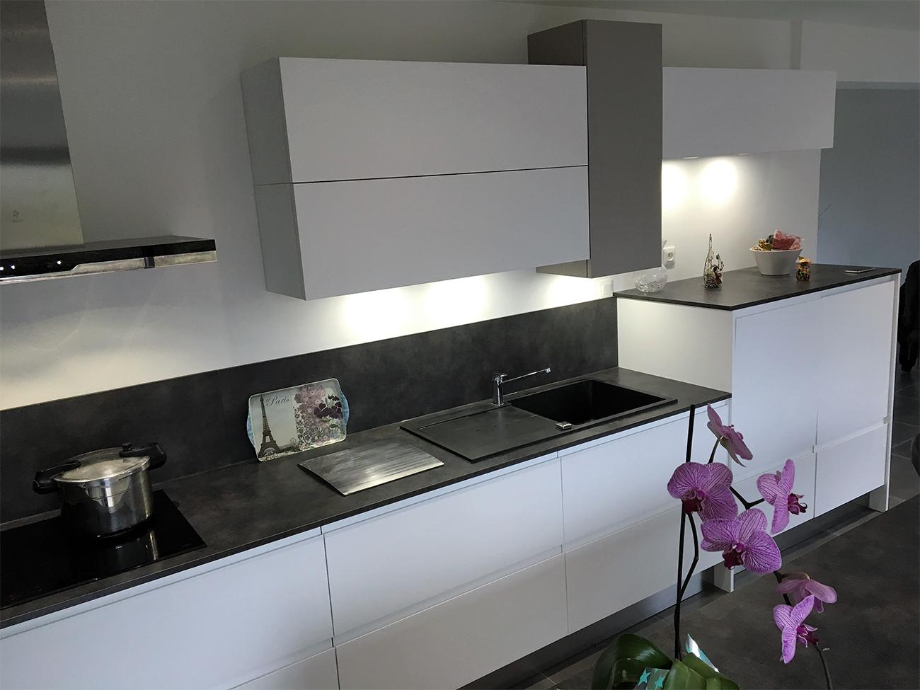 cuisine quipe ilot central modle rondo duixina cuisine. Black Bedroom Furniture Sets. Home Design Ideas