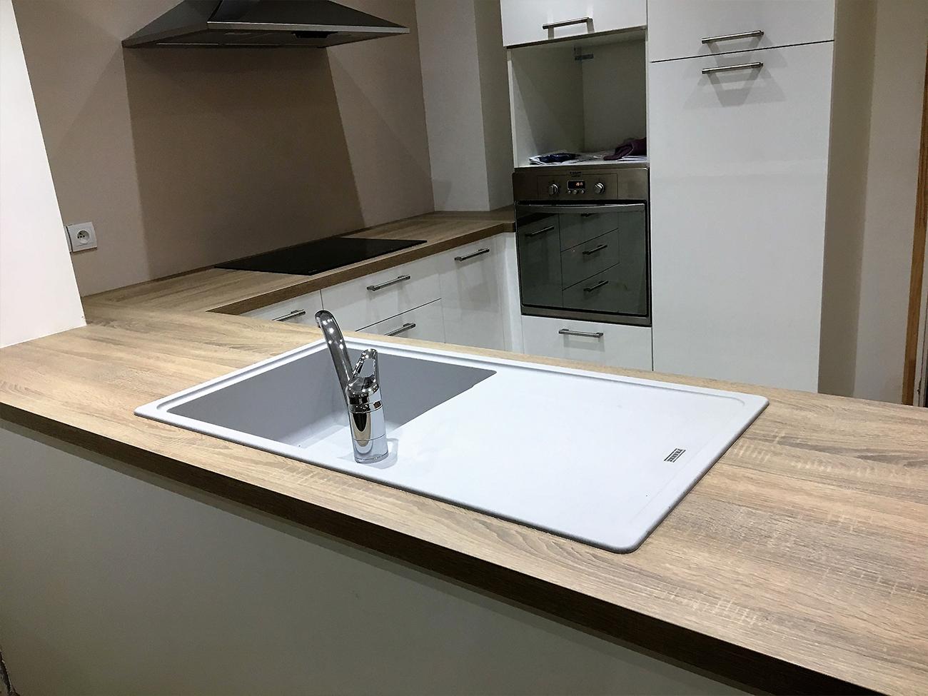 installation d'une cuisine équipée à arras - kubbe cuisine arras - Installateur De Cuisine Equipee